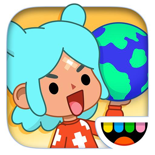 Toca Life World 1.32 Apk Mod (Unlocked)
