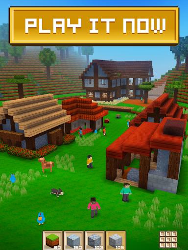 Block Craft 3D Building Simulator Games For Free screenshots 1