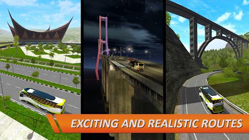 Bus Simulator Indonesia screenshots 2