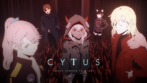 Cytus II screenshots 1