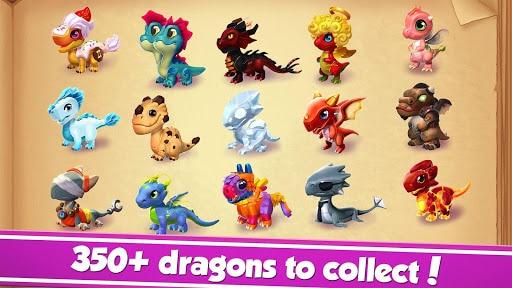 Dragon Mania Legends screenshots 1