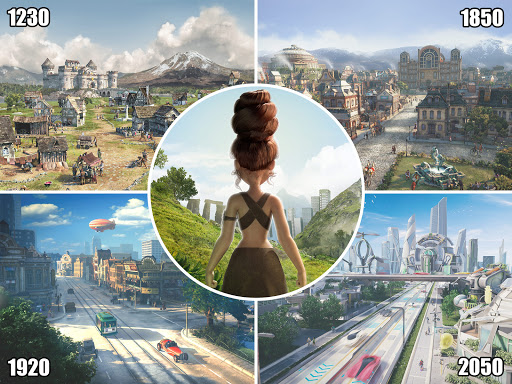 Forge of Empires Build your City 1.198.17 screenshots 1