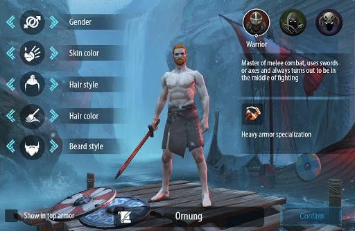 Frostborn Coop Survival screenshots 1