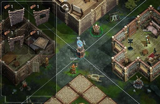 Frostborn Coop Survival screenshots 2