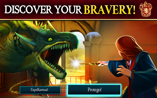 Harry Potter Hogwarts Mystery screenshots 1