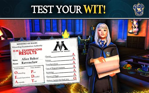 Harry Potter Hogwarts Mystery screenshots 2