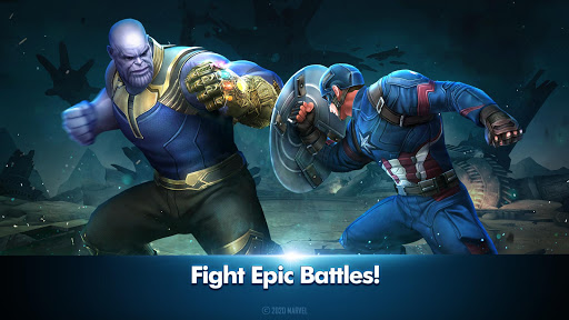 MARVEL Future Fight screenshots 2