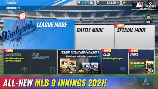 MLB 9 Innings 21 screenshots 1