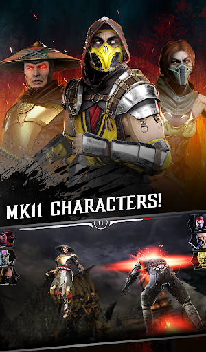 MORTAL KOMBAT The Ultimate Fighting Game screenshots 1
