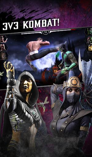 MORTAL KOMBAT The Ultimate Fighting Game screenshots 2