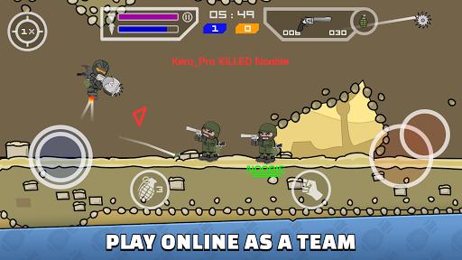 Mini Militia – Doodle Army 2 screenshots 2