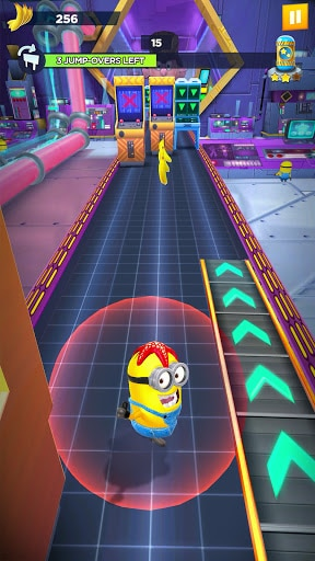 Minion Rush Despicable Me Official Game screenshots 1
