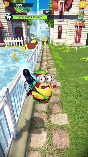 Minion Rush Despicable Me Official Game screenshots 2