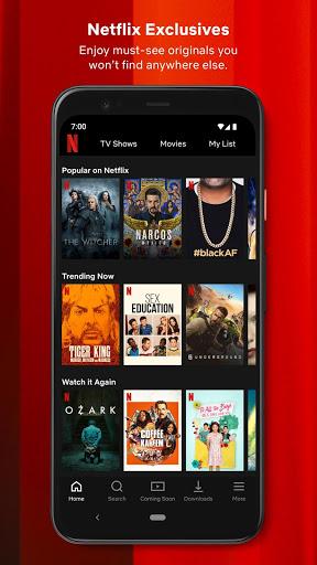 Netflix screenshots 2