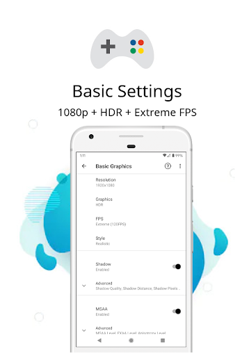 PGT Pro GFX amp Optimizerwith advance setting screenshots 1