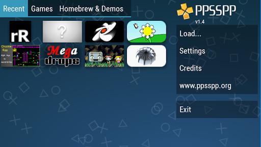 PPSSPP Gold – PSP emulator screenshots 1