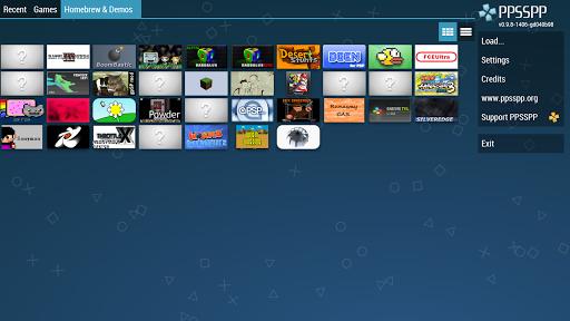 PPSSPP Gold – PSP emulator screenshots 2