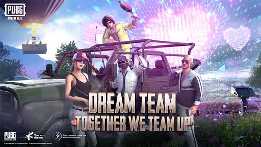 PUBG MOBILE – DREAM TEAM screenshots 1