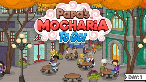 Papas Mocharia To Go screenshots 1