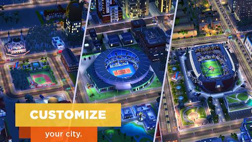 SimCity BuildIt screenshots 1