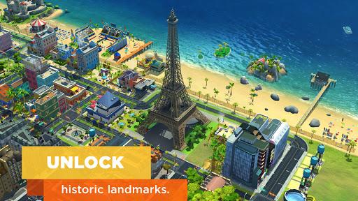 SimCity BuildIt screenshots 2