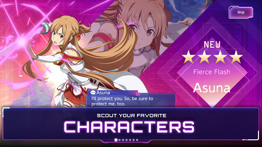 Sword Art Online Alicization Rising Steel screenshots 2