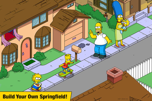 The Simpsons Tapped Out screenshots 1