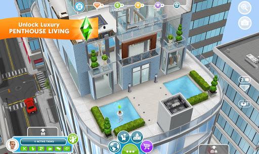 The Sims FreePlay 5.58.4 screenshots 1
