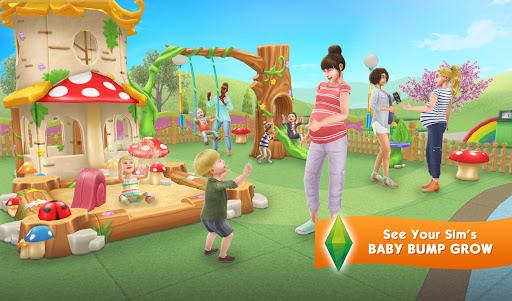 The Sims FreePlay 5.58.4 screenshots 2