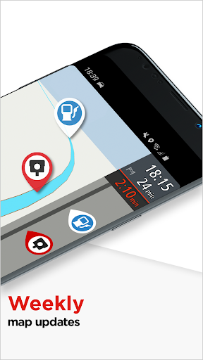 TomTom GO Navigation – GPS Maps amp Live Traffic screenshots 2