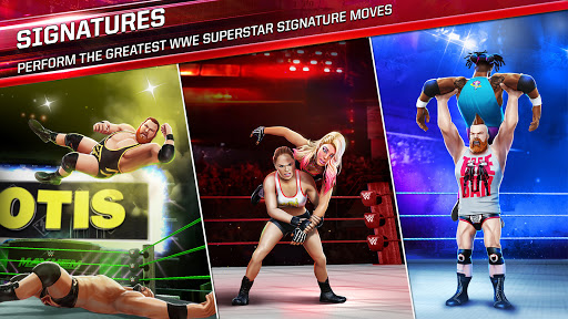WWE Mayhem screenshots 2