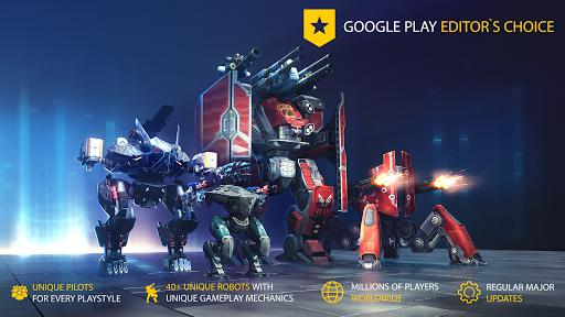 War Robots. 6v6 Tactical Multiplayer Battles screenshots 1