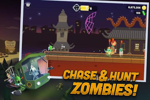 Zombie Catchers – love the hunt screenshots 1