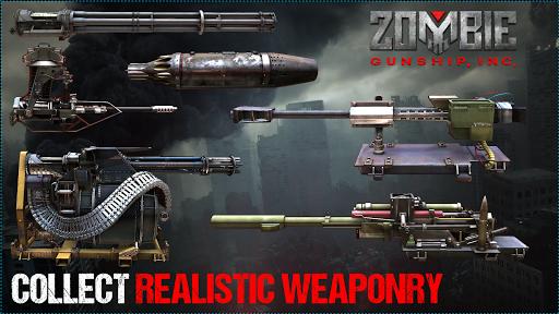 Zombie Gunship Survival screenshots 2