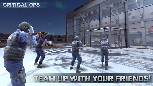 Critical Ops Online Multiplayer FPS Shooting Game Apk Mod 1