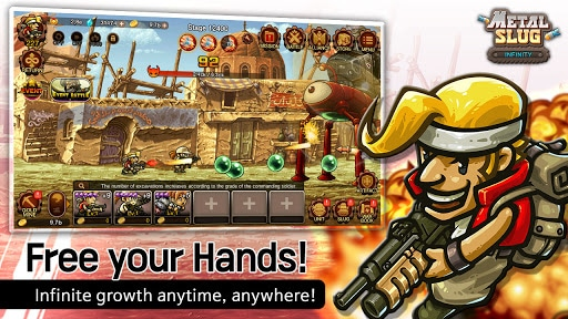 Metal Slug Infinity Idle Game Apk Mod 1