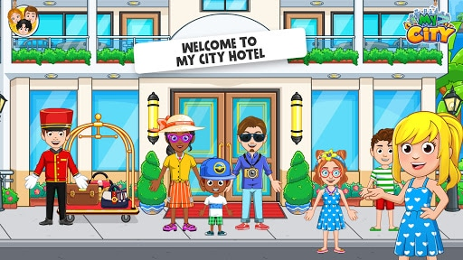 My City Hotel Apk Mod 1