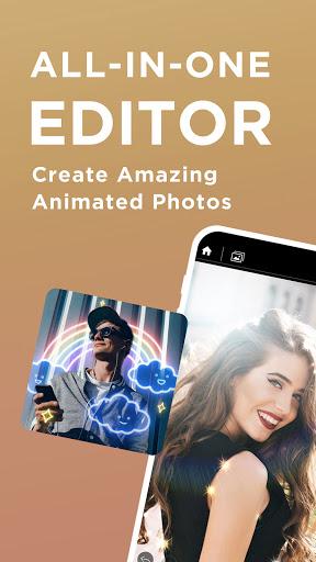 PhotoDirector Animate Photo Editor amp Collage Maker Apk Mod 1