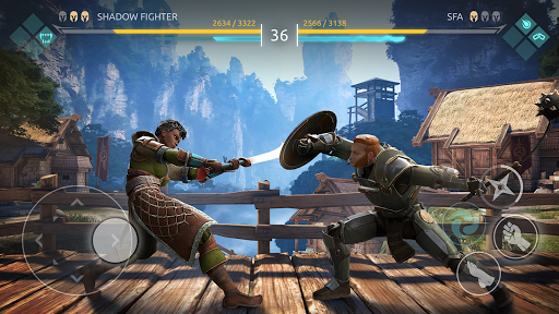 Shadow Fight Arena PvP Fighting game Apk Mod 1