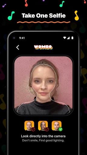 Wombo Make your selfies sing Apk Mod 1