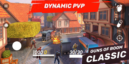 Guns of Boom – Online PvP Action Apk Mod 1