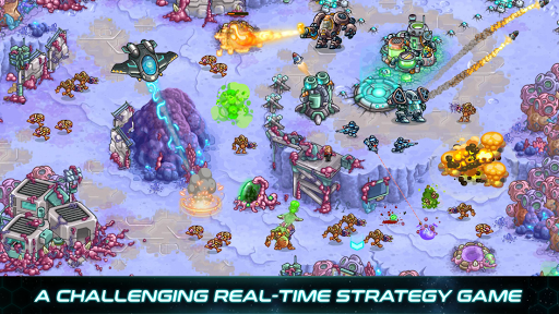 Iron Marines RTS Offline Real Time Strategy Game Apk Mod 1