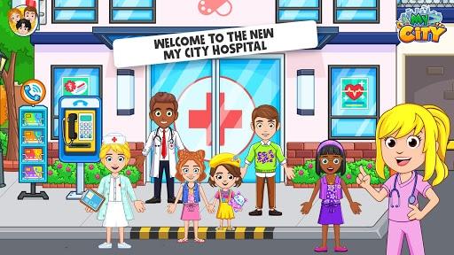 My City Hospital Apk Mod 1