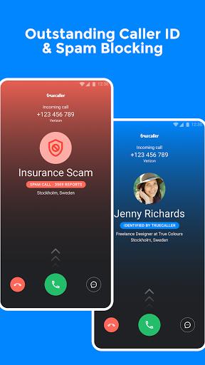 Truecaller Phone Caller ID Spam Blocking amp Chat Apk Mod 1
