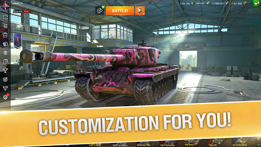 World of Tanks Blitz PVP MMO 3D tank game for free Apk Mod 1