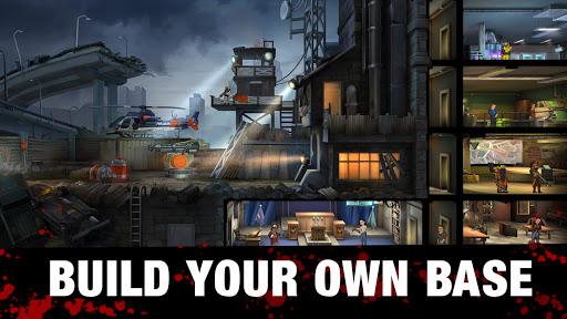 Zero City Last bunker. Zombie Shelter Survival Apk Mod 1