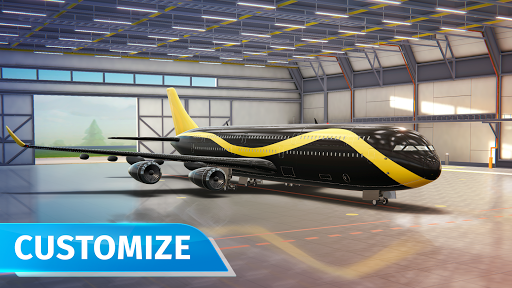 Airport City – transport manager Apk Mod 1