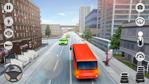 City Coach Bus Simulator 2021 – PvP Free Bus Games Apk Mod 1