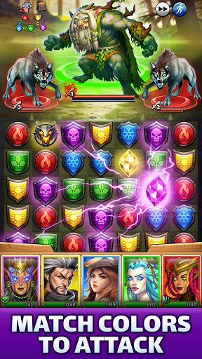 Empires amp Puzzles Epic Match 3 Apk Mod 1