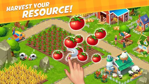 Farm City Farming amp City Building Apk Mod 1